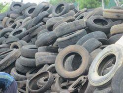 Radial Car Tyres Scrap