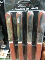 4 Piece Steak Knife Set