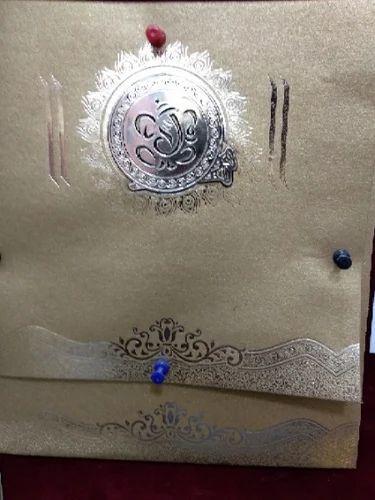 carry bag golden wedding card wholesaler from delhi
