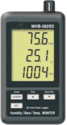 Humidity Barometer & Temperature Monitor