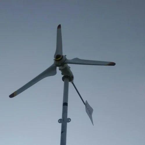 Wind Turbine Wind Turbine Hawt Manufacturer From Chennai