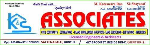 All Civil Construction Contracts & Office Interior Designing