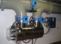 UV Disinfection Plant
