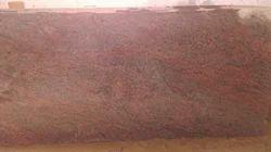 Red Color Granite Slabs