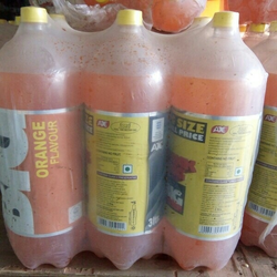 Orange Cold Drinks