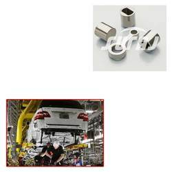 Compressor Spare Part for Automotive Industry
