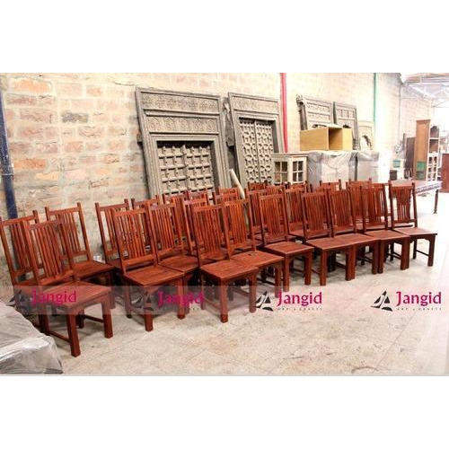 Jangid Art And Crafts Indian Wooden Furniture Restaurant Chair Rs