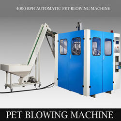 Automatic and Semi-Automatic Pet Blowing Machines