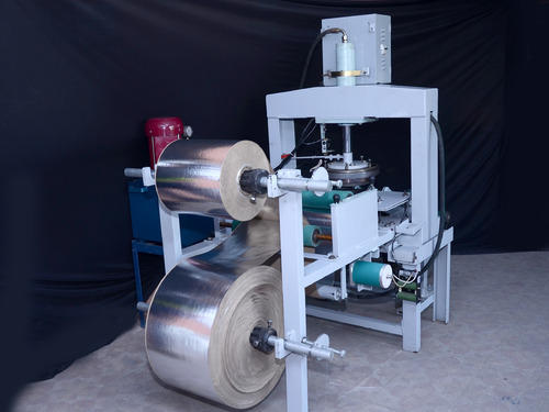 Fully Automatic Thali Making Machine - Fully Automatic