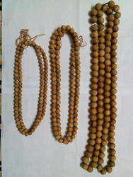 Sandalwood Semifinished Beads