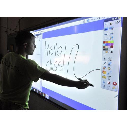 Interactive Smart Boards And Smart Classroom Solution