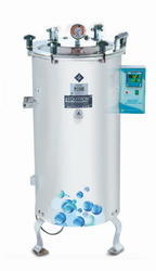 Automatic Digital Vertical Autoclave