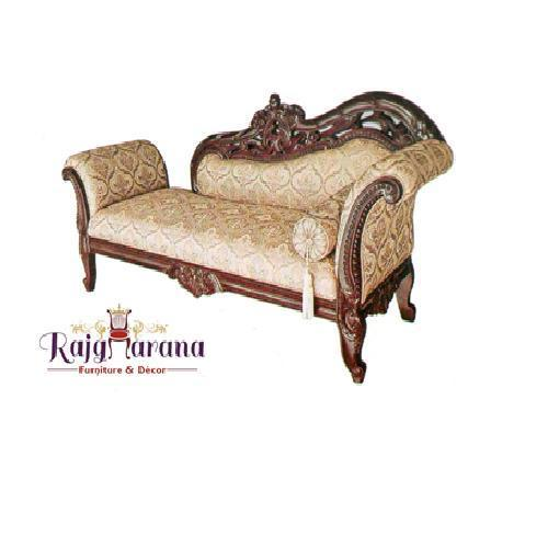 King Wooden Sofa