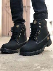 Woodland High Neck Shoes