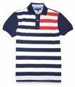 Men's Polo Stripper T-Shirt
