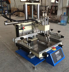 Small Semi Automatic Screen Printing Machine