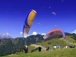 Trekking,Camping & Paragliding at Bir Billing