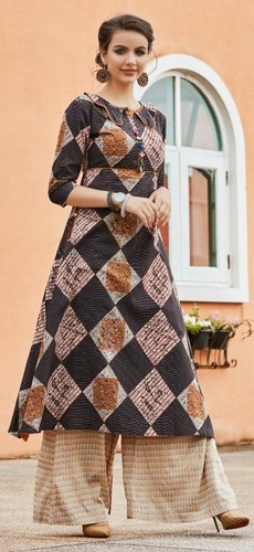 4d4414fca Georgette And Crepe Party Wear And Wedding Wear Branded Designer Kurti