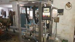 Pet Bottle Oil Filling Machine