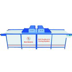 Plywood Printing and UV Coating Curing Machine