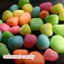 Multi Colour Candy Pebbles