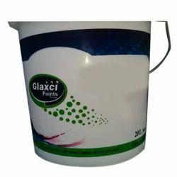 Glaxci Interior Wall  Distemper Paint, Packaging: 20 L