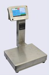 Retail Billing Weighing Scale