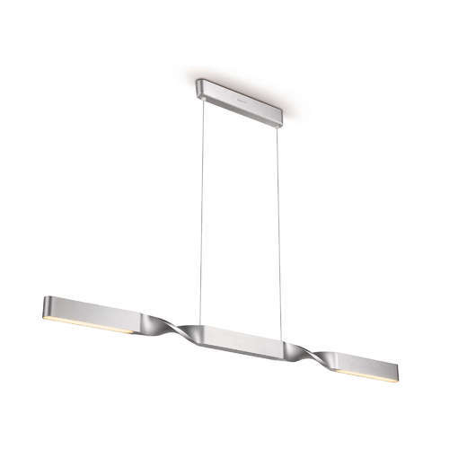 Pure White & Warm White Chrome Myliving Suspension Light, 10 W, 12 W