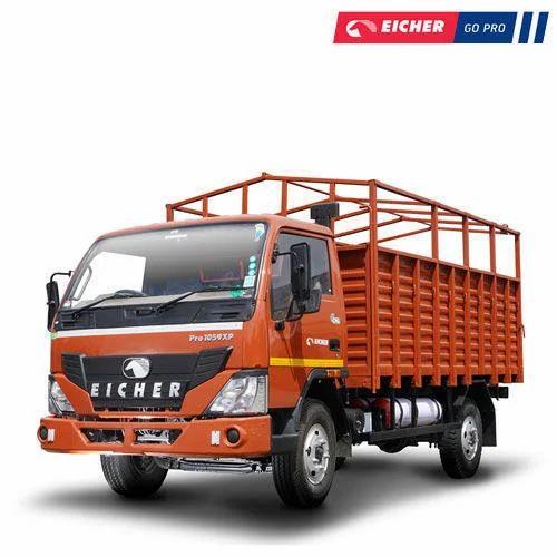 Eicher Truck Pro 1059 Xp Volvo Eicher Commercial Vehicles Limited