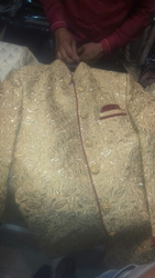 Man Sherwani