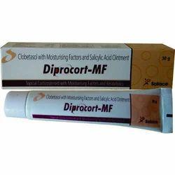 Clobetasol Propionate, Salicylic Acid Ointment