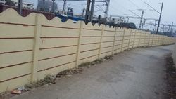 RCC Security Wall in Pune