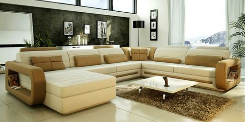 Elegant U Shape Sofa Set