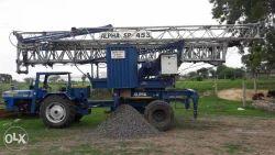 Alpha Sp453 Tower Crane Building Bridge Construction