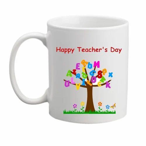 teacher s day gift mugs at rs 99 piece gachibowli hyderabad