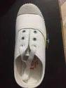 White School Canvas Shoes