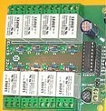 8 CH Relay Board with ULN2003  8 Relays