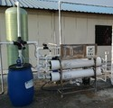 Salt Water Treatment Plant