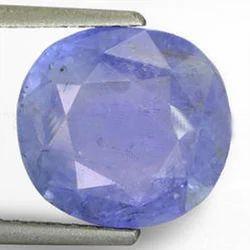 4.94 Carats Blue Sapphire