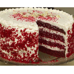 Eggless Red Velvet Cake Premixes