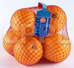 Plastic Mesh Bag, Size: 275mm and 450mm
