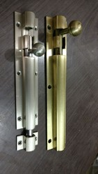 Aluminium Aluminum Tower Bolt, Polished, Size: 3 To 72inch
