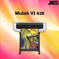 Mutoh Valuejet 628- Eco Solvent Printer