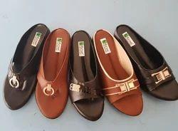 Ladies Fancy Slipper, Size: 8-12