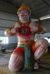 Hanuman Character Shaped Inflatables
