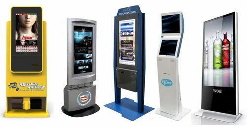 Interactive Kiosk