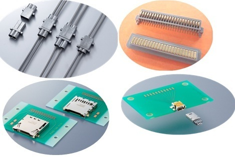 Connector for Digital Equipments