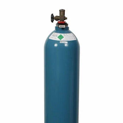 P10 Gas Cylinder At Rs 10500 Kilogram Compressed Gas