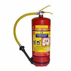 BC Stored Pressure Dry Powder Fire Extinguishers