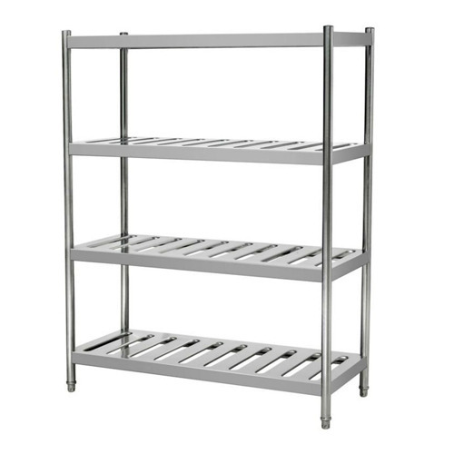 Commercial Kitchen Rack - Storage Rack Manufacturer from Mumbai